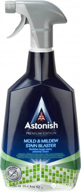 Средство для удаления и предупреждения образования плесени Astonish 750 мл (5060060211148) - изображение 1