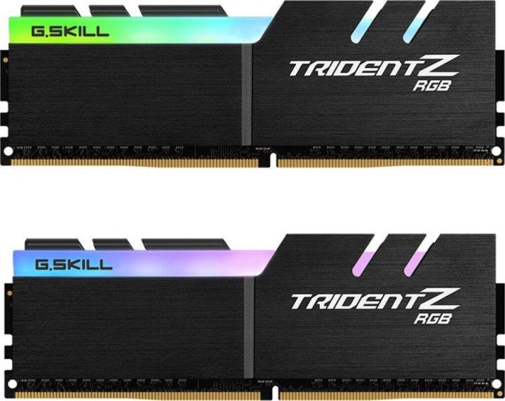 Оперативная память PATRIOT 16 GB (2x8 GB) DDR4 4133 MHz Viper RGB (PVR416G413C9K) - изображение 1
