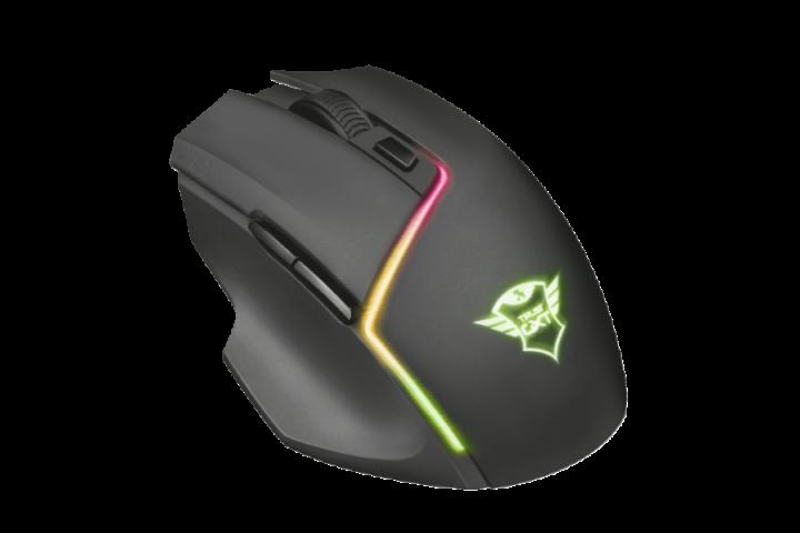 Миша Trust GXT 161 Disan Wireless Gaming Mouse (22210) - зображення 1