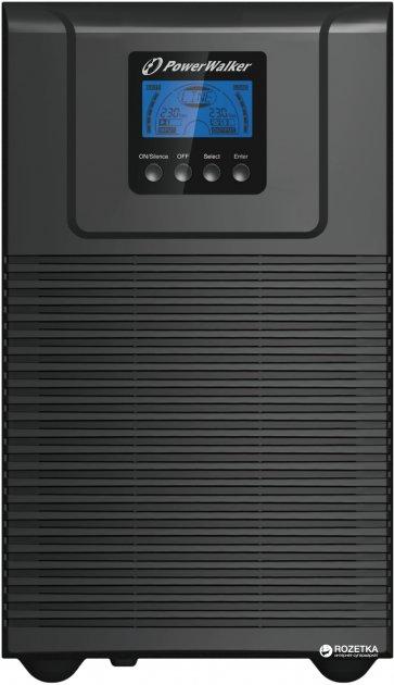ИБП PowerWalker VFI 3000 TGB (10122100) - изображение 1