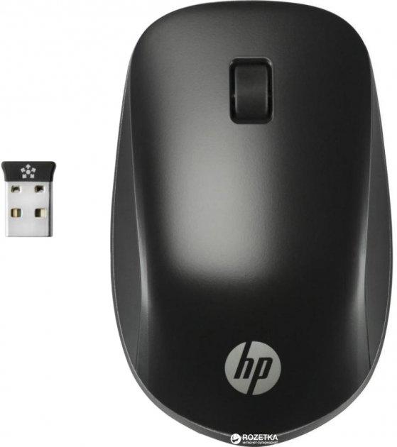 Миша HP Ultra Wireless Black (H6F25AA) - зображення 1