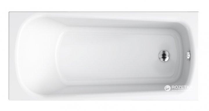 Ванна CERSANIT Nao ABS 140х70 + ножки PW01/S906-001 - изображение 1