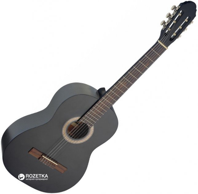 Гитара классическая Stagg C440 M BLK