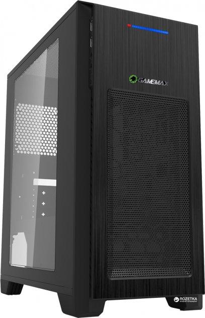 Корпус GameMax H603-2U3 Black - изображение 1