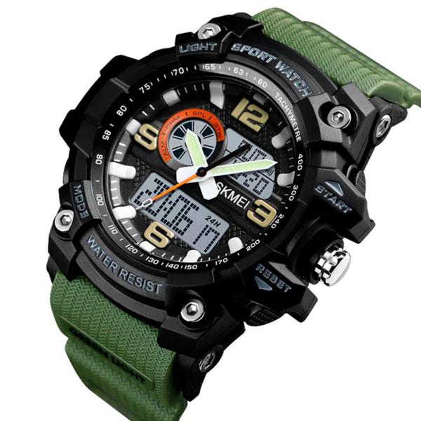 Чоловічі годинники Skmei Disel 1283 - зображення 1