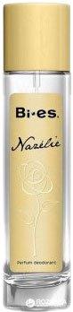 Парфюмированный дезодорант в стекле для женщин Bi-es Назелия 75 мл (5906513007022) - изображение 1