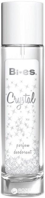 Парфюмированный дезодорант в стекле для женщин Bi-es Кристал 75 мл (5907699481538) - изображение 1