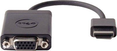 Перехідник Dell Adapter HDMI to VGA (470-ABZX) - зображення 1