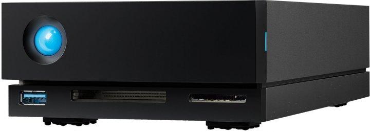 "Жорсткий диск LaCie 1 Big Dock Thunderbolt 3 10 TB STHS10000800 3.5"" External - зображення 1"