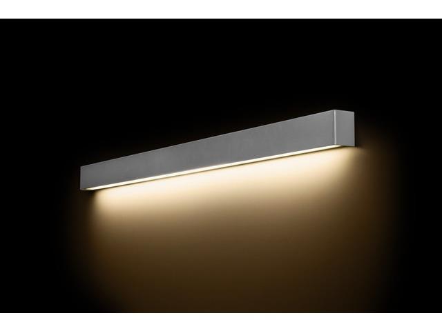Світильник меблевий Nowodvorski 9615 Straight Wall LED Silver L - зображення 1