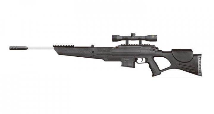 Пневматична гвинтівка Beeman Bison Gas Ram 4*32 - зображення 1