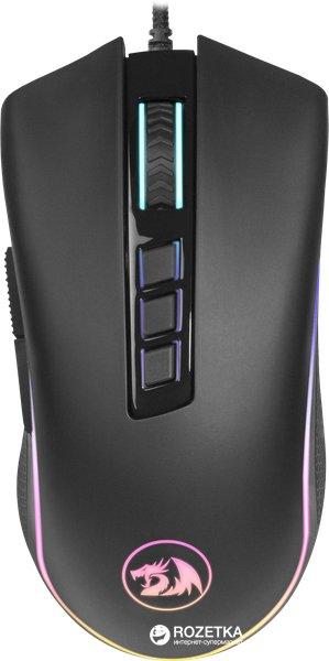 Миша Redragon Cobra RGB USB Black (75054) - зображення 1