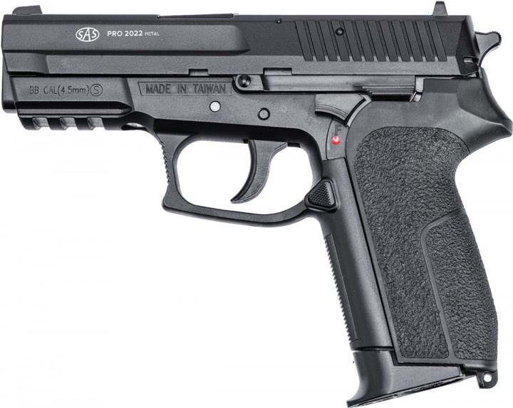 Пневматический пистолет SAS Pro 2022 - изображение 1