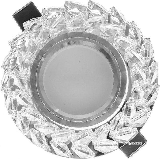Світильник точковий Brille HDL-G253 WH (36-165) - зображення 1