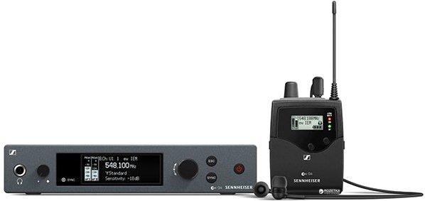 Радіосистема Sennheiser EW IEM G4-G (507831) - зображення 1