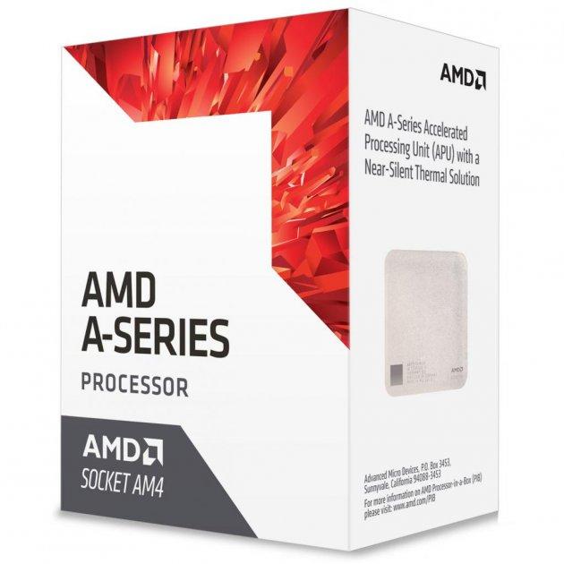 Процессор AMD A8-9600 (AD9600AGABBOX) (WY36AD9600AGABBOX) - изображение 1