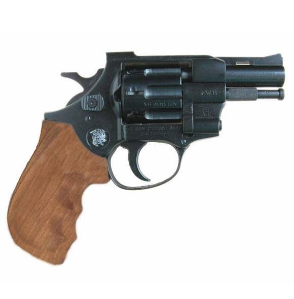 Револьвер під патрон Флобера Weihrauch Arminius (HW4) 2.5 (дерево) - зображення 1