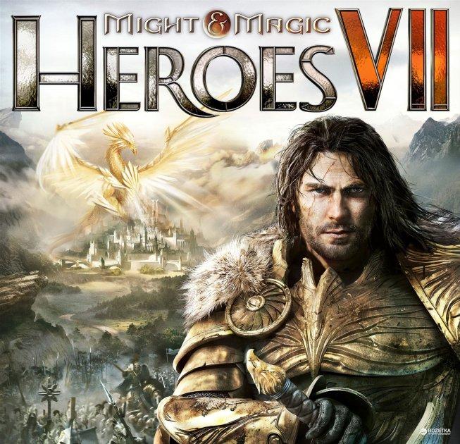 Might and Magic Heroes VII для ПК (PC-KEY, русская версия, электронный ключ в конверте) - изображение 1