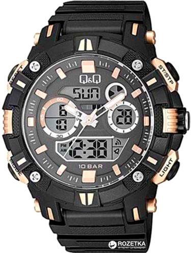Чоловічий годинник Q&Q GW88J005Y - зображення 1