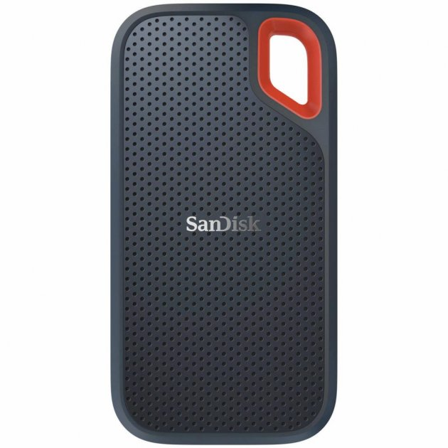 Накопичувач SSD USB 3.1 250GB SANDISK (SDSSDE60-250G-G25) - зображення 1