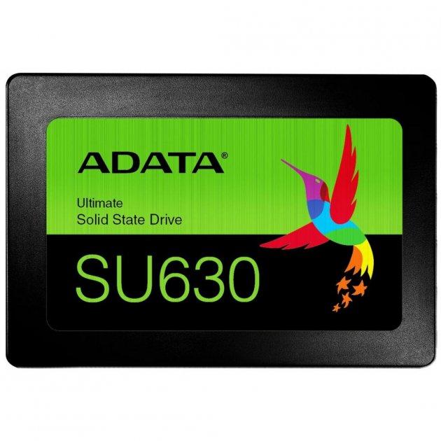 """Накопичувач SSD 2.5"""" 240GB ADATA (ASU630SS-240GQ-R) - зображення 1"""