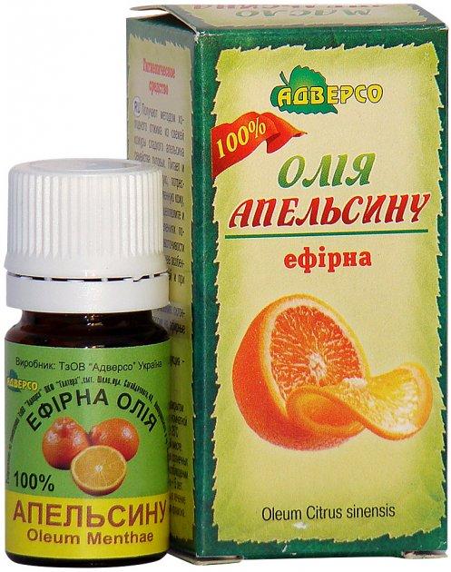 Олія ефірна Адверсо Апельсинова 20 мл (4820104010806) - зображення 1