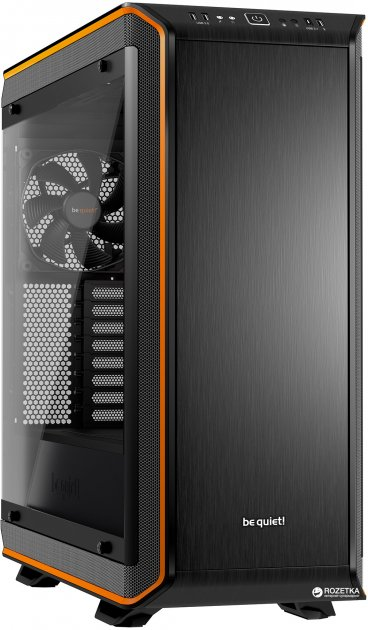 Корпус be quiet! Dark Base Pro 900 Rev.2 Orange (BGW14) - изображение 1