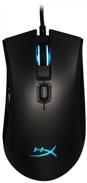 Миша HyperX Pulsefire FPS Pro RGB USB Black (HX-MC003B) - зображення 1
