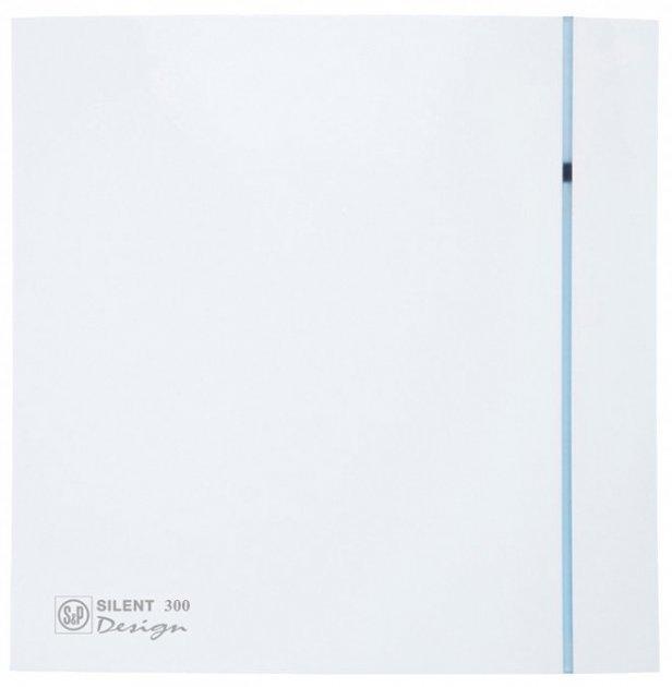 Вытяжной вентилятор SOLER&PALAU SILENT-300 CRZ DESIGN 3C с таймером - изображение 1
