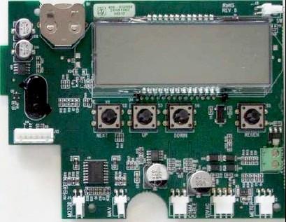 Змінна плата до клапана Clack WS1 EI - зображення 1