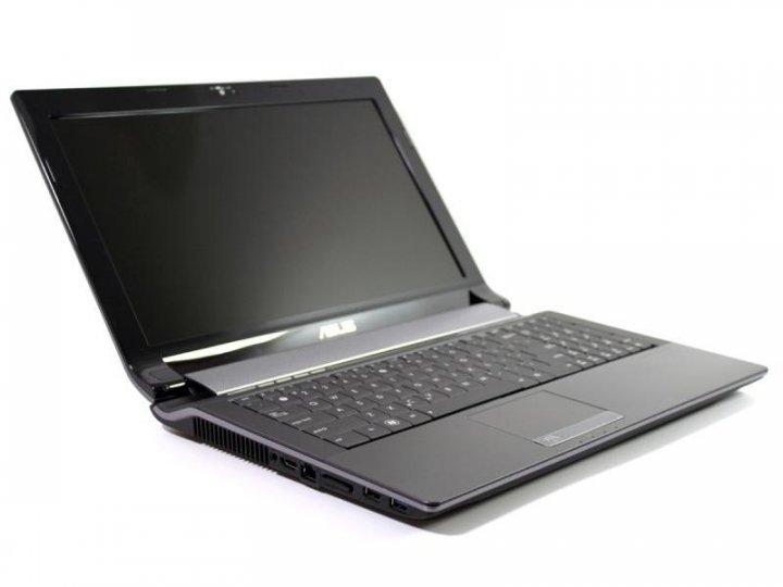 Ноутбук ASUS N53S-Intel Core i7-2670QM-2.2 GHz-4Gb-DDR3-320Gb-HDD-W15.6-FHD-Web-DVD-R-NVIDIA GeForce 550M(2Gb)-(B-)- Б/В - зображення 1