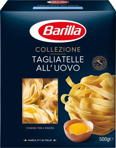 Макарони Barilla Collezione Tagliatelle All'Uovo Bolognesi Тальятелле з яйцем 500 г (8076808201293) - зображення 1