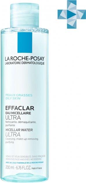 Засіб для зняття макіяжу La Roche-Posay Effaclar для проблемної шкіри 200 мл (3433422408357) - зображення 1