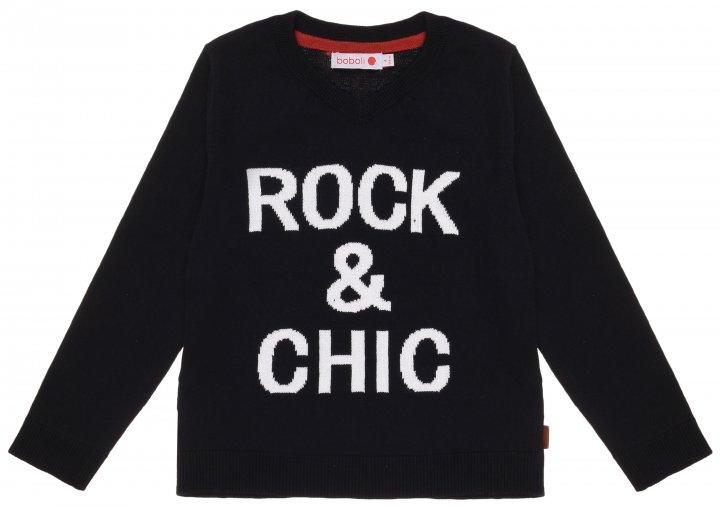 Пуловер Boboli 736118-890 172 см (8434484196713) - зображення 1
