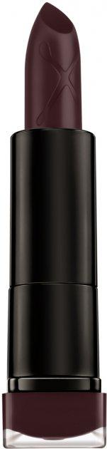 Матовая помада для губ Max Factor Colour Elixir Matte №65 Raisin 4 г (3614227927506) - изображение 1