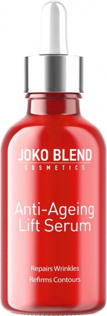 Сыворотка-концентрат Joko Blend против морщин с лифтинг эффектом Anti-Ageing Lift Serum 30 мл (4823099500574) - изображение 1