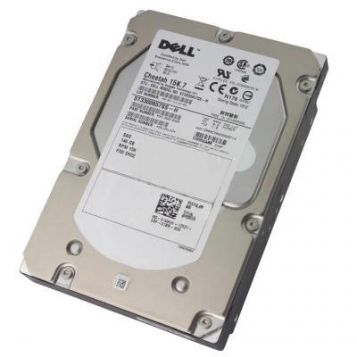 """Жесткий диск для сервера Dell 1TB SATA 3.5"""" 6Gbps 7.2K 512e (400-ALEI) - изображение 1"""