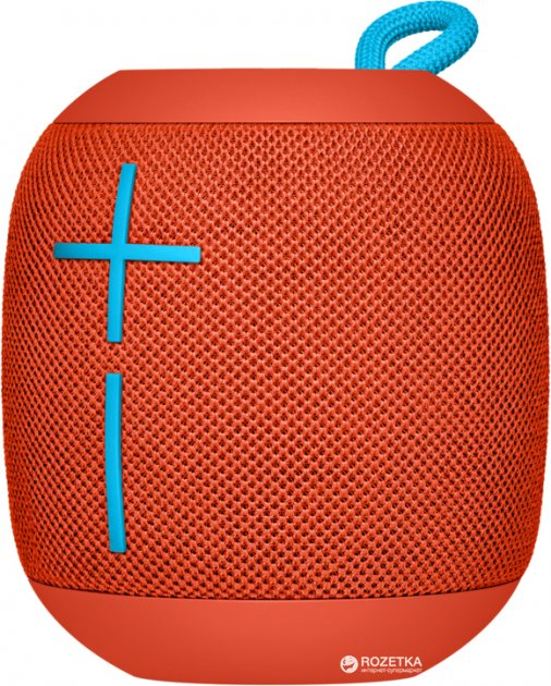 Акустическая система Ultimate Ears Wonderboom Fireball Red (984-000853) - изображение 1