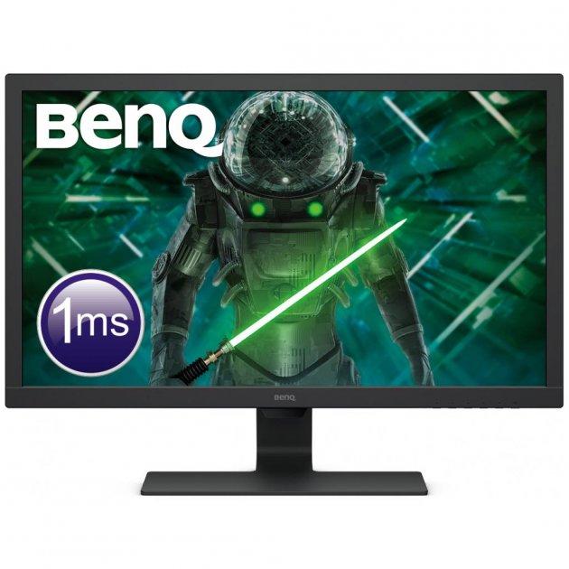 Монітор BENQ GL2780 Black - зображення 1