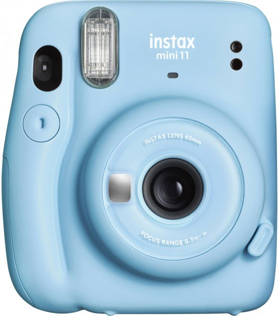 Камера моментальной печати Fujifilm Instax Mini 11 Sky Blue (16655003)