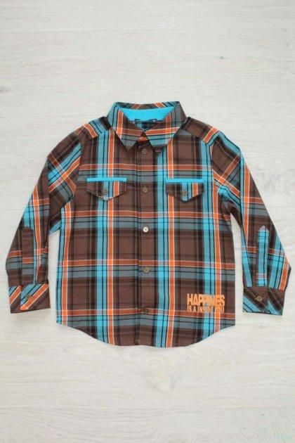 Сорочка Wojcik 110 см Різнобарвний (2127000270634) - зображення 1