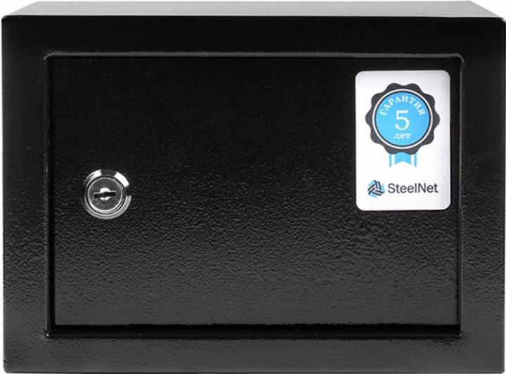 Сейф меблевий SteelNet SN-MC-15Р-9005 - зображення 1