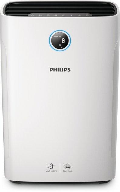 Очиститель и увлажнитель воздуха 2-в-1 PHILIPS Series-3000i AC3829/10 (WI-FI) - изображение 1