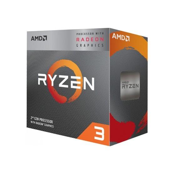 Процессор AMD AM4 Ryzen 3 3200G 3.6GHz YD3200C5FHBOX 4MB 65W - зображення 1