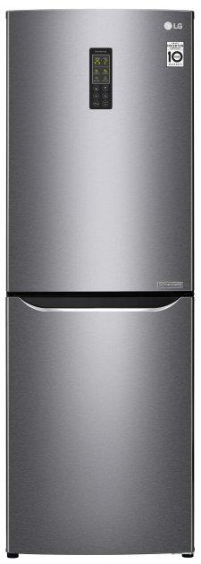 Двухкамерный холодильник LG GA-B379SLUL - изображение 1