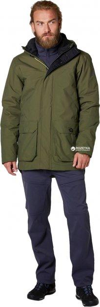 Куртка Helly Hansen Killarney Parka 53070-491 XS Зеленая - изображение 1