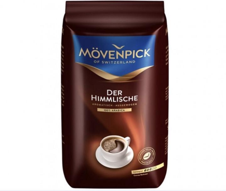 Кофе Movenpick Der Himmlische в зернах 500 г - изображение 1