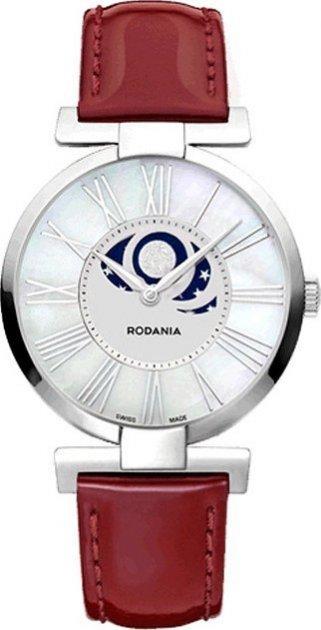 Жіночі годинники RODANIA 25106.25 - зображення 1