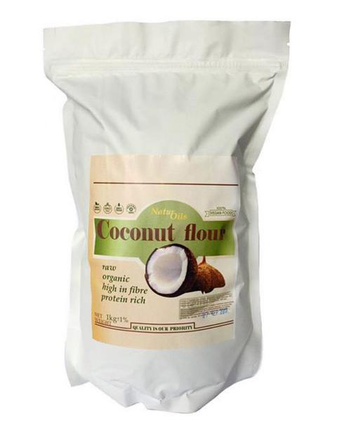 Мука кокосовая Natur Oils 1000 г - изображение 1