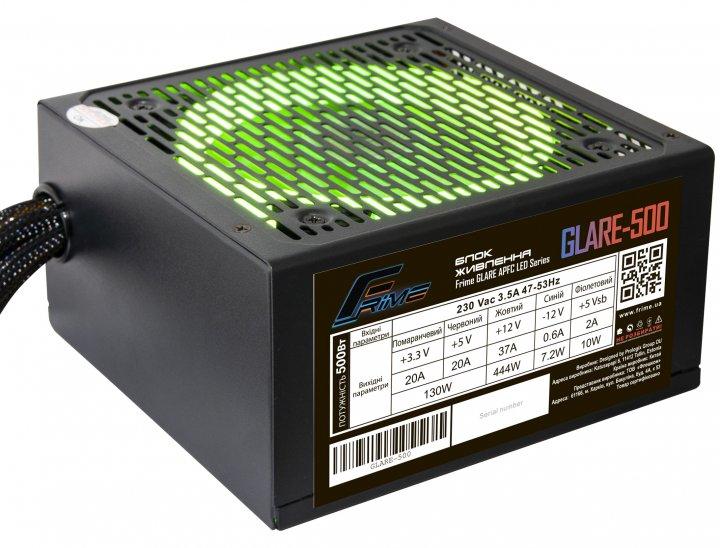 Frime GLARE-500 APFC BOX - зображення 1